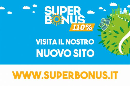 E' online superbonus.it di Enersystems
